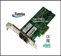 1000Mbps Dual Port Gigabit Server Ethernet Network Card Femrice 10002PF