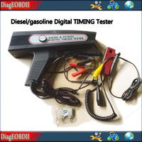 Diesel / gasoline Digital TIMING Tester   ignition Fault detection tools ignition timing light detector ignition gun