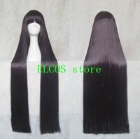Inu x Boku SS Shirakiin Riricho 100cm long  cosplay wig