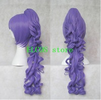 Vocaloid Kamui Gakupo purple cosplay wig with ponytail