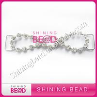 fashion diamante bikini connector for swimwear