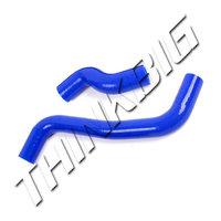 Silicone Radiator Hose Set For Toyota Corolla AE111 AE101G Levin Carib RSI RXI 4A-GE 20V 91 to 98 Car 2pcs 3-Ply #9205961384