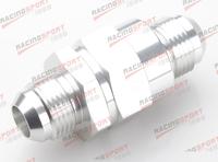 AN -10 AN10 AN 10 10AN Billet Check Valve Water Fuel oil aluminum silver