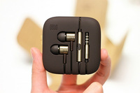 New Original Gold XIAOMI 2nd Piston Earphone 2 II Headphone Headset Earbud with Remote & Mic For MI4 MI3 MI2 MI2S MI2A Mi1 Phone