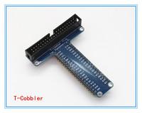 10pcs/lot Pi T-Cobbler t cobbler Plus Kit - Breakout for Raspberry Pi B+ raspberry pi model b plus (RP003)