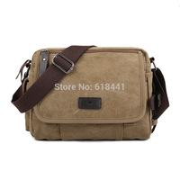 new men's canvas shoulder bag man messenger bag shoulder bag small bag