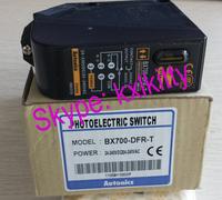 AUTONICS  BX700-DFR-T  New and original  Built-in amplifier photoelectric sensors  24-240VAC/24-240VDC  Photoelectric switch