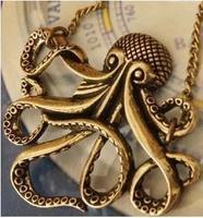 Hot Sale 2014 Fashion Women  Brand vintage Animal Long Pendants Necklace  Statement