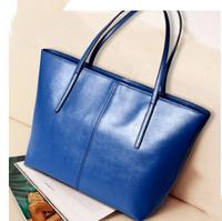2014 Hot Celebrity Girl Faux Leather Handbag Tote Shoulder Bags Woman HandBag fashion designer shoulder bag  wholesale