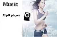 10pcs wholesale Lector reproductor mini clip  aluminum fashion portable ultralight clip-on  MP3 Player