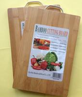 24x34cm Eco Friendly Bamboo chopping Cutting Board