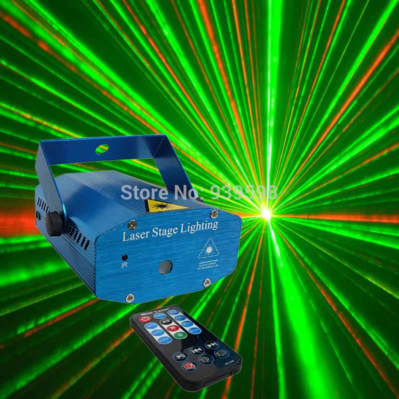 Лазерный фонарь Forest 2 /dj EMS05