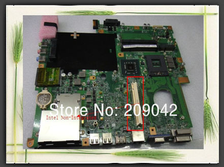 Free Shipping for 5630 5730 Homa MB 07245-1M 48.4Z401.01M Non-Integrated Laptop Motherboard 100% fully tested(China (Mainland))