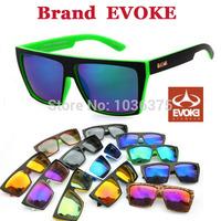 New fashion Squared Sunglasses EVOKE Afroreggae Cycling Glasses Men Sport Brand Designer Mirror Coating Sunglass oculos de sol