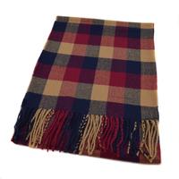 New fashion plaid scarf neckerchief soft comfortable warm muffler high quality free shipping SW138