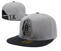 Fashion Last King Snapback hat for men women LK Snapback Hip hop bboy cap bone snap basketball Baseball Cap Gorras cap 7styles