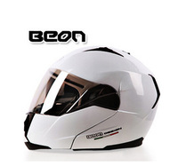 Free shipping authentic Dutch BEON double lens motorcycle helmet visor exposing fashion warm winter helmet helmet full helmet