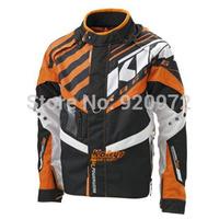 FREE SHIPPING 2014 NEW MODEL off-road race light pro jacket orange motorcycle jacket cycling jacket