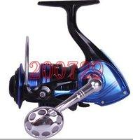 13+1BB shaft YK3000 Gapless Black Blue CNC 0.25/245 0.3/170 0.35/125 carretilha pesca spinning wheel vessel sea fishing