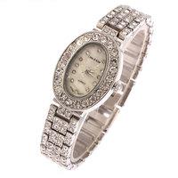 BAD ACE New Hot Fashion Women Bracelet Bangle Wave Rhinestone Crystal Wrist Watches Ladies Luxury Casual Watches BAD ACE 9976
