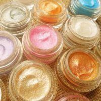 2014 new candy-colored eye shadow powder eye color jelly jelly jelly mousse eye shadow eye shadow primer eye cream Eye makeup fr