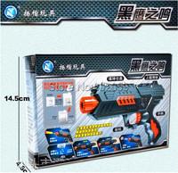 Paintball & Soft Dart Plastic Toy Gun Kids Outdoor Shooting Safe Paintball Water Crystal Blaster Airgun