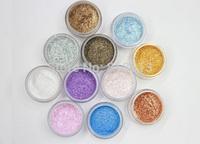 2014 new nail color eyeshadow powder glitter glitter sequins laser chip high-light powder pearl powder makeup wholesale free shi