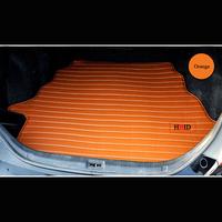 Grand Cherokee Wrangler Compass Patriot Commander Savana Terrain Leather trunk mat boot rear mat pad