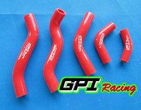 GPI silicone radiator hose FOR  Honda CR125 CR 125 CR125R CR 125R  1998 1999 98 99