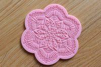 Dia 13cm Silicone cake lace mould  Fondant Decorating Tool Sugar craft new design