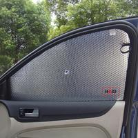 Grand Cherokee Wrangler Compass Patriot Commander Savana Terrain car window sun shade pad cover mat cushion