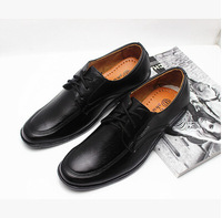 Alibaba China Male casual genuine leather breathable shoes business formal shoes wedding shoes
