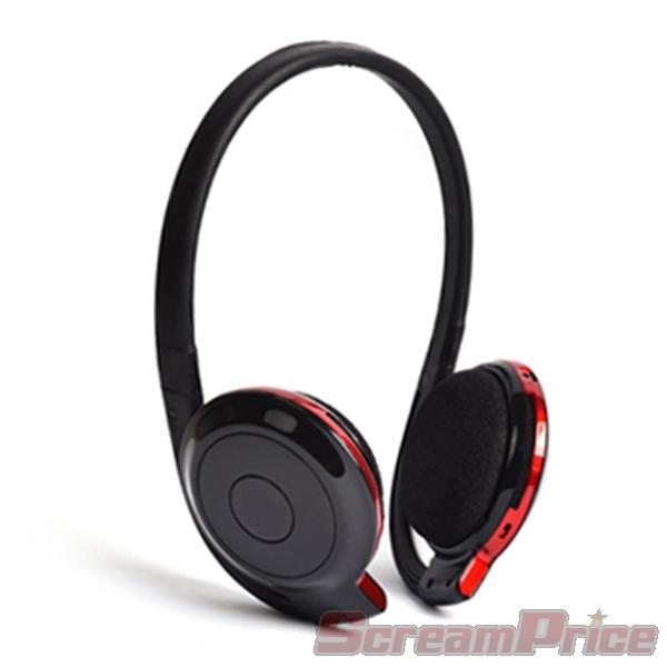 BH-503 Black Long Standby Wireless Stereo Bluetooth Cell Phone Headset Headphones Neckband Earphone(China (Mainland))
