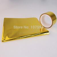 Reflect-A-Gold Heat Barrier Tape 20'' x 20'' Piece