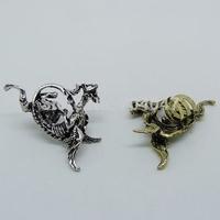 20% discount of 3pcs or more NO MOQ vintage ear cuff punk earring dragon earring YY138