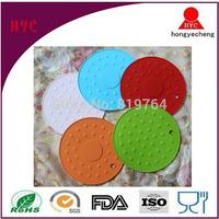 Wholesale Fantastic Heat Resistant Anti-slip Silicone Placemat