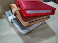 Plaid Tablet Cover USB Keyboard Leather Case Protective Cover for 7 inch Tablet PC Epad Apad 10pcs/lot