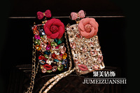 Luxury Perfume Bottle Case Cover For phone 6 4.7'' plus 5.5'' 5s 5 4s 4 TPU Phone cases For sumsung galaxy note4 case