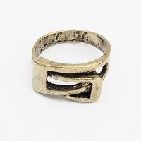 Aliexpress The Cheapest Price European Fashion Vintage Bronze Alloy Geometric Rings Men & Women Jewelry 2014 New PD22