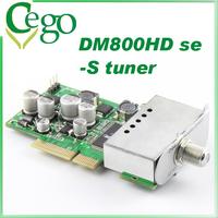DVB-S2 Satellite TV Tuner for Dreambox DM800HD se Digital Satellite Receiver TV Tuner Modul auch for DM800 HD se