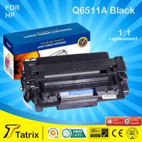 Q6511A Compatible For hp laser toner cartridge use for HP LaserJet 2410/ LaserJet 2420/LaserJet 2430, For Canon LBP 3410/3460
