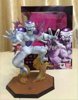 Anime Dragon Ball Combat Edition Z Freeza Freezer PVC Action Figure Collectible Toy 15CM