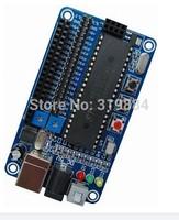 Free shipping  STC89C52 minimum system board In-Circuit Programming development board