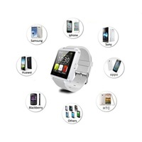 New U8 Bluetooth Smart Wrist Watch Phone For Android IOS cellphones Samsung HTC