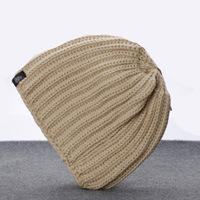 2104 Korean version of the new men's adult winter wool hat knitted hats wholesale hats winter explosion models