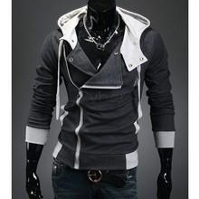 Hot Selling,Winter&Autumn Men's Fashion Brand Hoodies Sweatshirts ,Casual Sports Male Hooded Jackets,dropship B19 CB030384(China (Mainland))