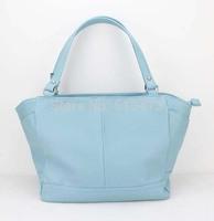 H056(sky blue) wholesale designer women's purses,messenger bag,PU,Interior Structure:3 small pockets,Free shipping