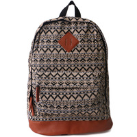 free shipping high quality women's canvas ethnic designer backpack School student soft book bags female girl mochila bolsas