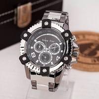 Brand Luxury Casual Stainless Steel Strip Men Mechanical Watch , Gear wheel multicolor Watch For Men Dress Wristwatch ML0607