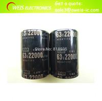 63V 22000uf Electrolytic Capacitor Radial 22000uf 63v 35x50mm (10pcs)  -Free Shipping